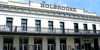 Holbrooke Hotel Purcell House Gr Valley Ca California Paranormal Research